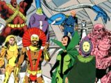 Doom Patrol Villains