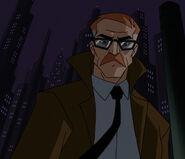 Commissioner Gordon - The Batman 01