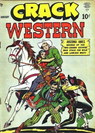 Crack Western Vol 1 64