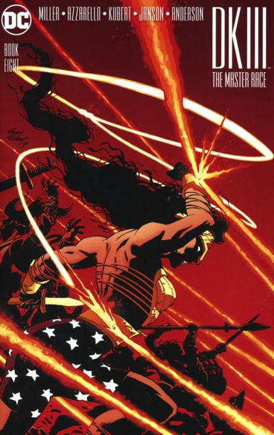 Dark Knight III: The Master Race Vol 1 8