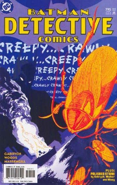 Detective Comics Vol 1 795