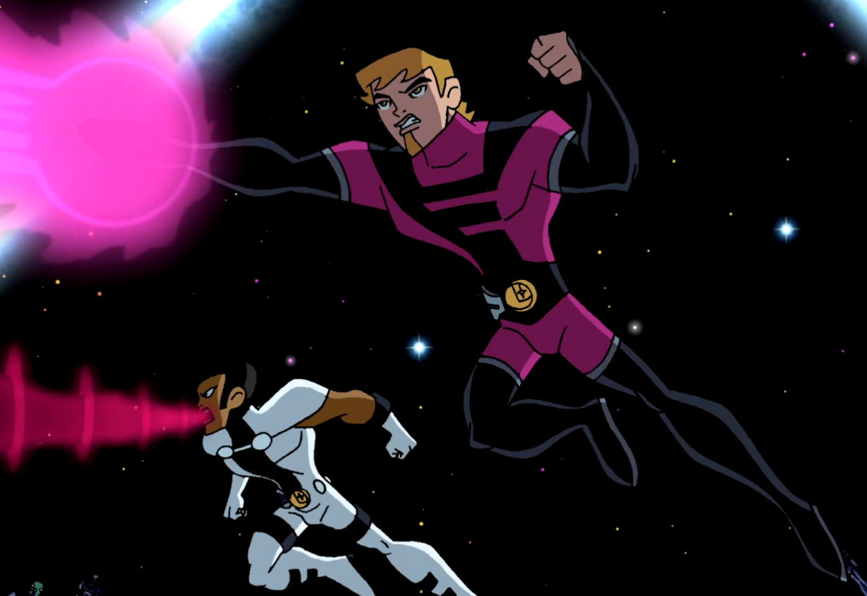 Jan Arrah (Legion of Super-Heroes TV Series)