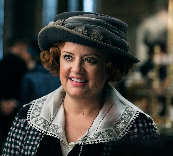 Etta Candy (DC Extended Universe)
