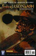 Freddy vs. Jason vs. Ash The Nightmare Warriors Vol 1 6