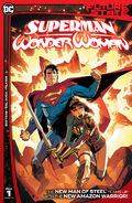 Future State Superman Wonder Woman Vol 1 1