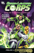 Green Lantern Corps Sins of the Star Sapphire