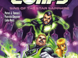 Green Lantern Corps: Sins of the Star Sapphire (Collected)