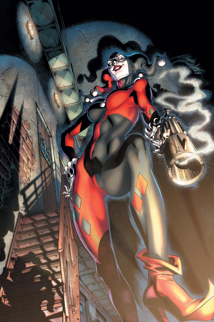 Joker's Asylum: Harley Quinn Vol 1 1