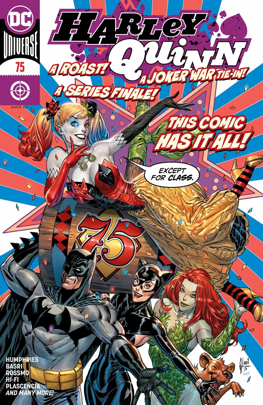 Harley Quinn Vol 3 75