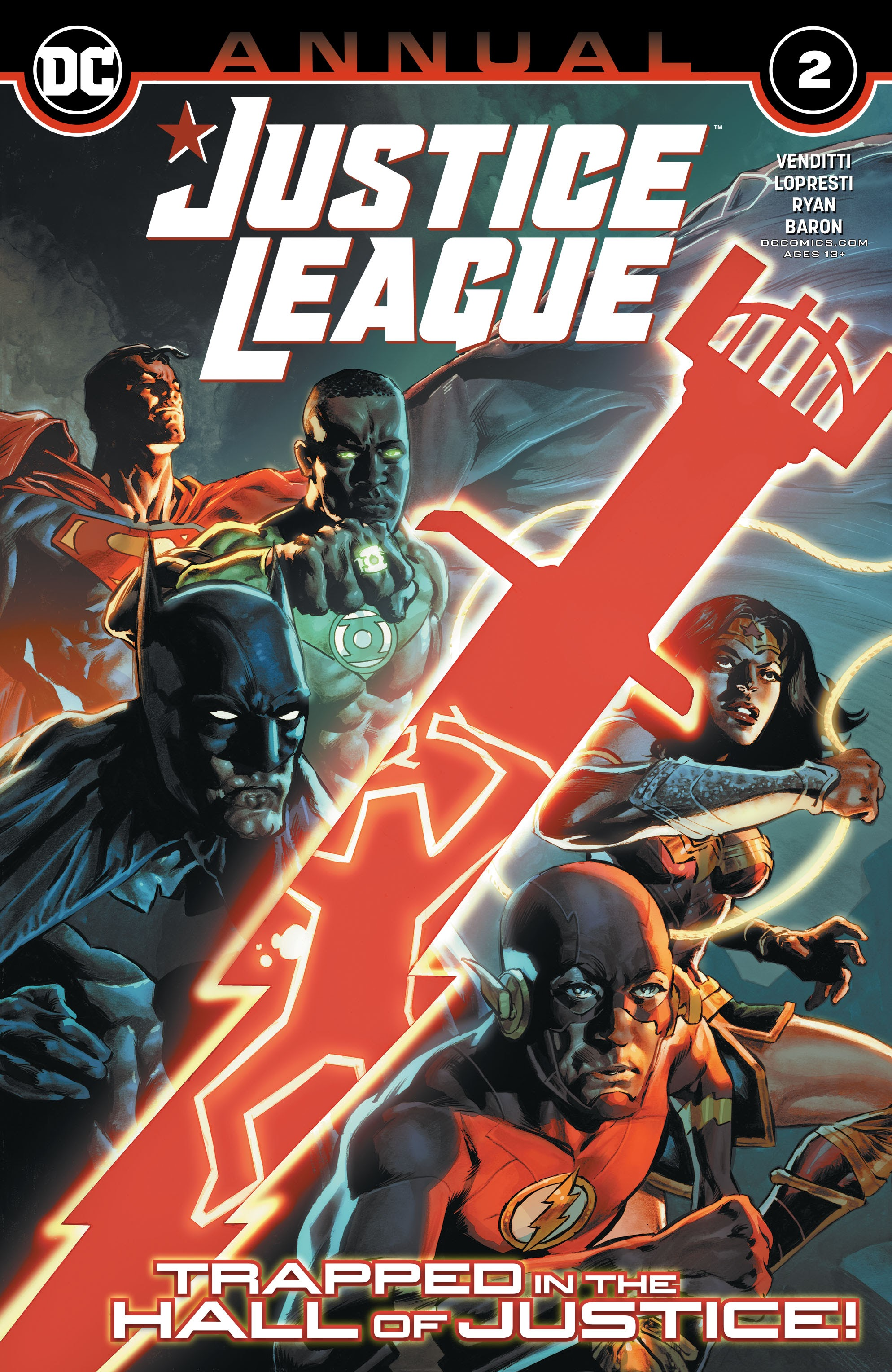 Justice League Annual Vol 4 2