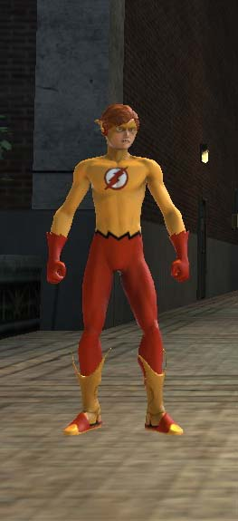 Bart Allen (DC Universe Online)