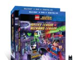 Lego DC Comics Super Heroes: Justice League vs. Bizarro League (Movie)