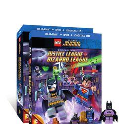 Lego DC Comics Super Heroes: Justice League vs. Bizarro League (Movie)
