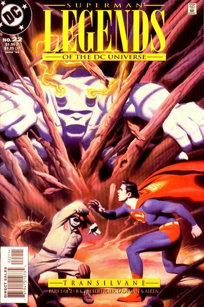 Legends of the DC Universe Vol 1 22
