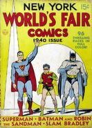 New York World's Fair Comics 2