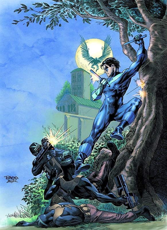 Nightwing Vol 2 140