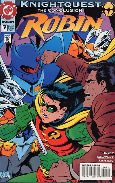 Robin Vol 2 7
