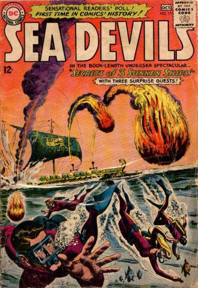 Sea Devils Vol 1 13