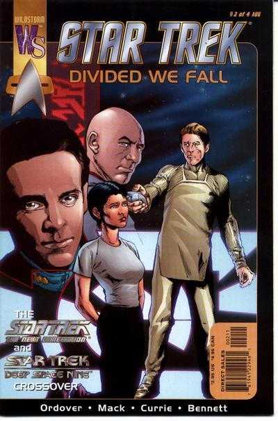 Star Trek: Divided We Fall Vol 1 2