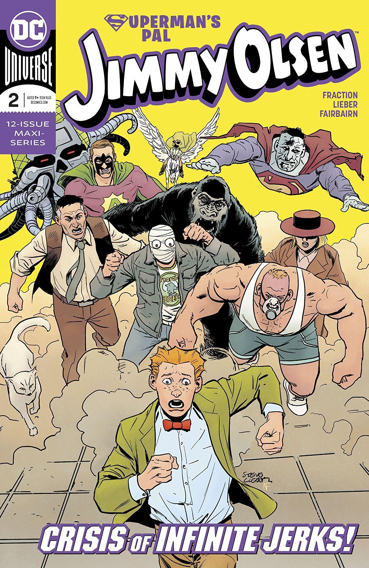 Superman's Pal, Jimmy Olsen Vol 2 2