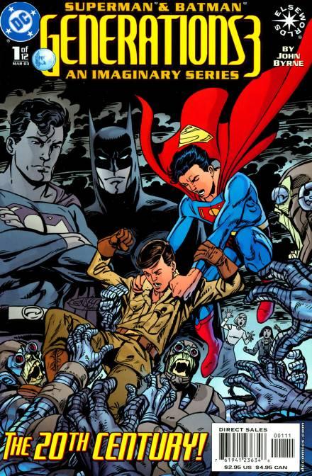 Superman & Batman: Generations III Vol 1 1