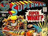Superman Vol 1 231