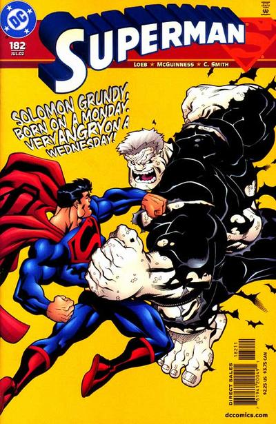 Superman Vol 2 182