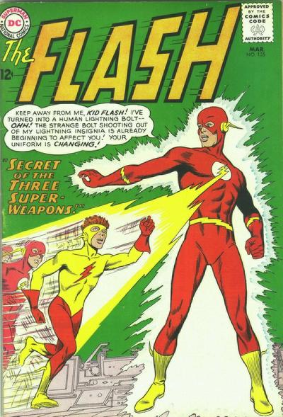 The Flash Vol 1 135