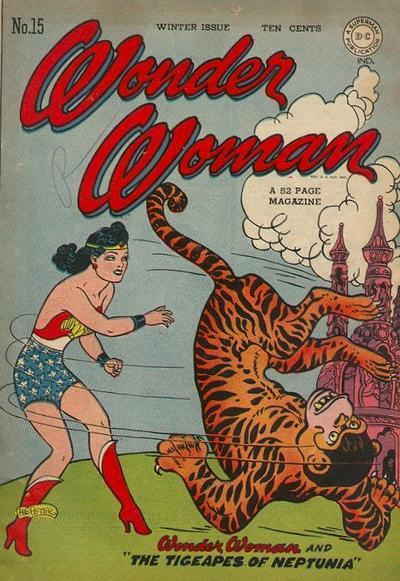 Wonder Woman Vol 1 15