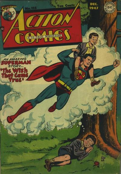 Action Comics Vol 1 115