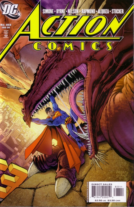 Action Comics Vol 1 833