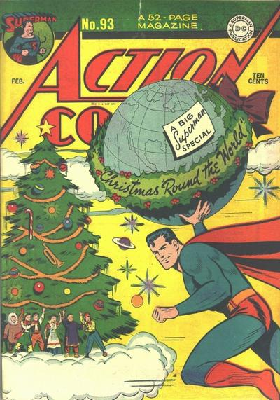 Action Comics Vol 1 93