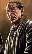 Alfred Pennyworth Batman Noël 0001