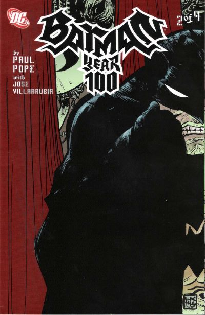 Batman: Year 100 Vol 1 2