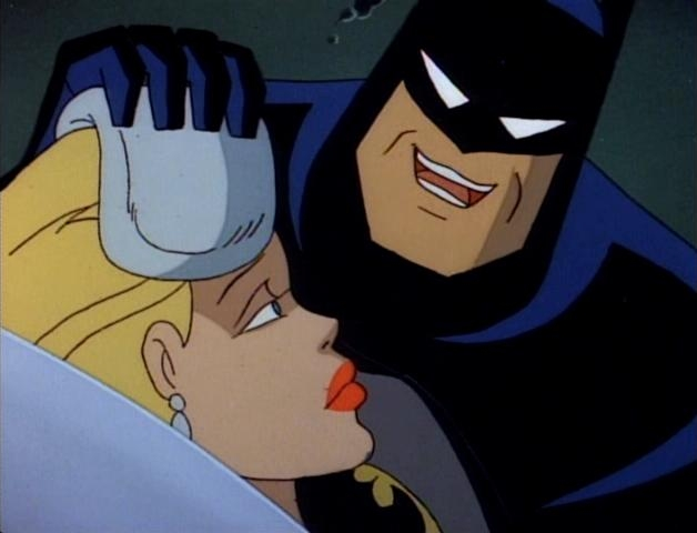 Batman (1992 TV Series) Episode: Cat Scratch Fever