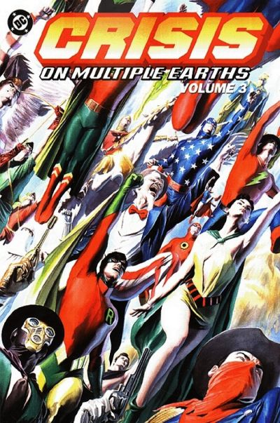 Crisis on Multiple Earths Vol. 3 (Collected)