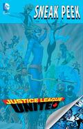 DC Sneak Peak Justice League United Digital