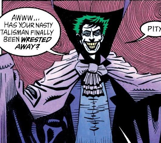 Dark Joker (The Wild)