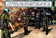 Department of Extranormal Operations Smallville 001
