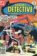 Detective Comics 468