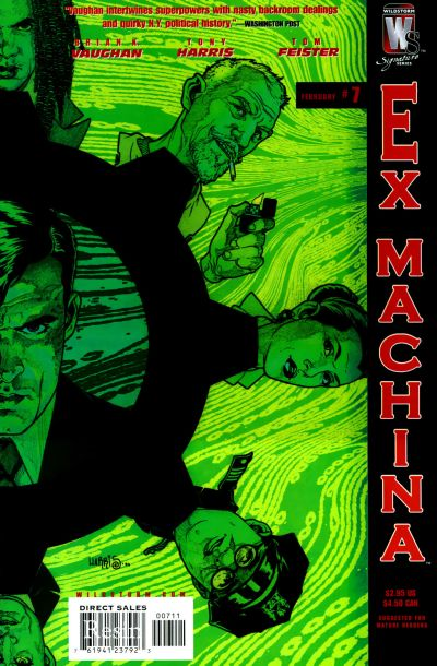 Ex Machina Vol 1 7