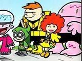 Fearsome Five (Tiny Titans)