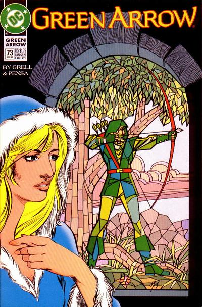 Green Arrow Vol 2 73