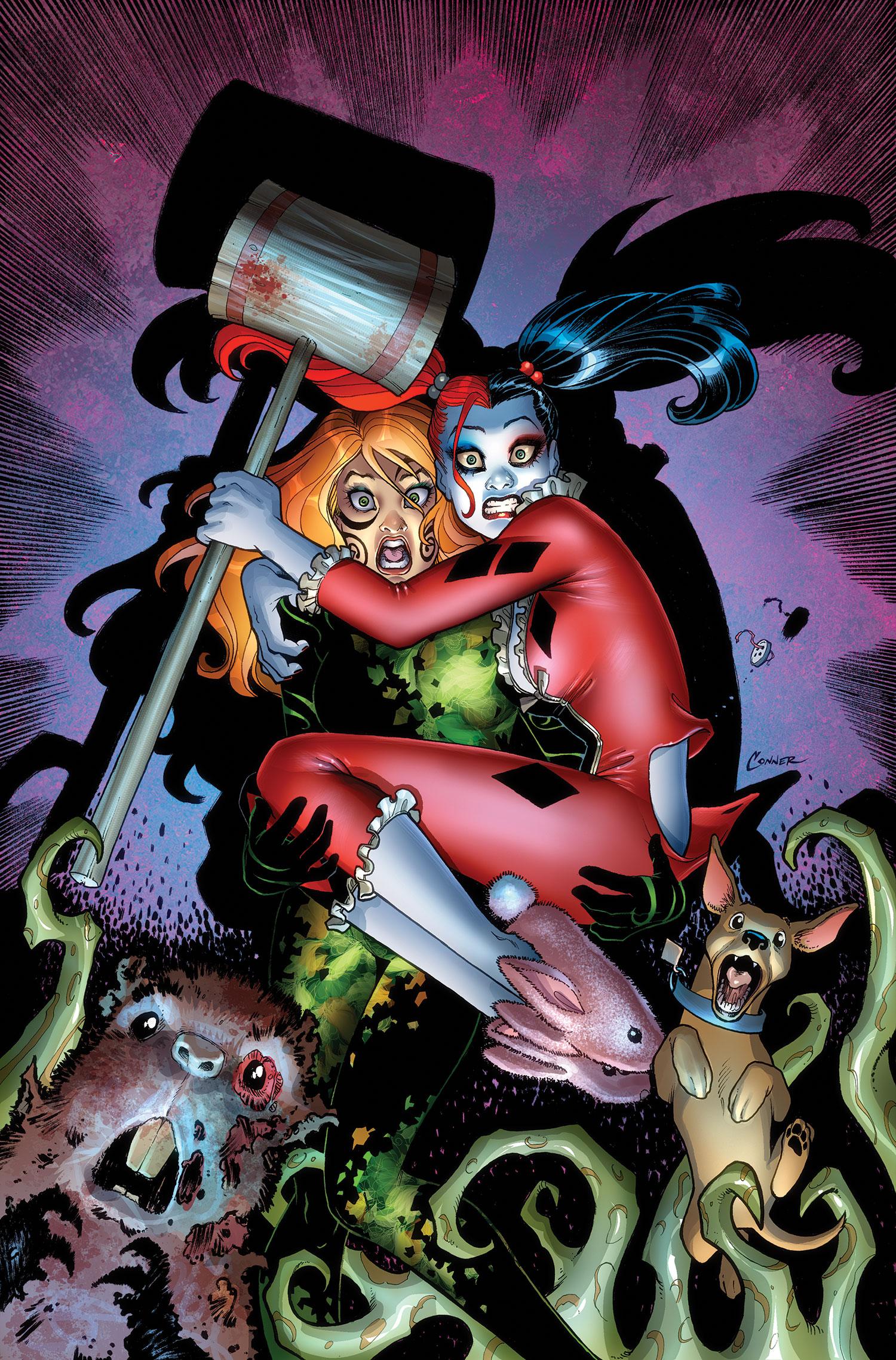 Harley Quinn Vol 2 7 Textless.jpg