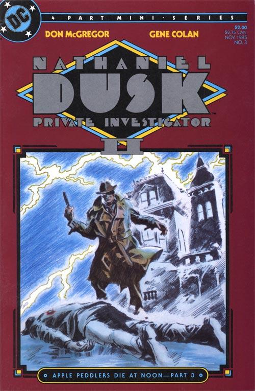 Nathaniel Dusk Vol 2 3