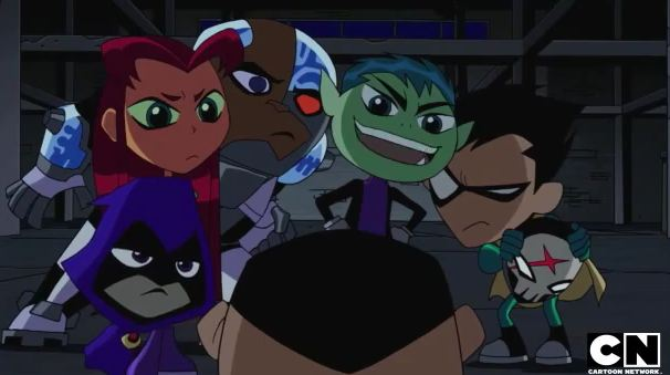 New Teen Titans (Shorts) Episode Red X Unmasked.JPG