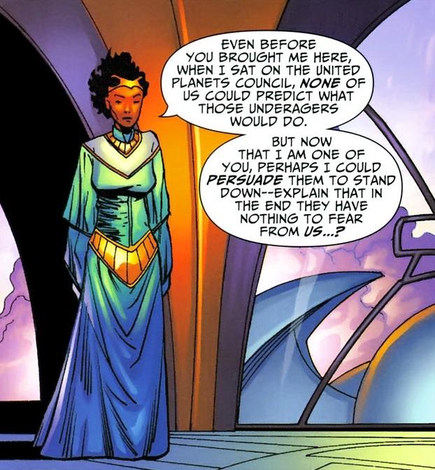 Nimra LaFong (Earth-Prime)