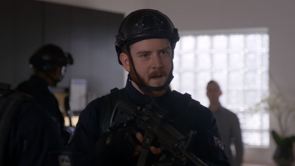 Russ Roche (iZombie TV Series)