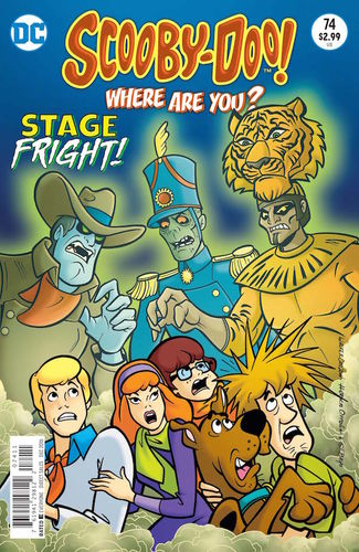 Scooby-Doo, Where Are You? Vol 1 74