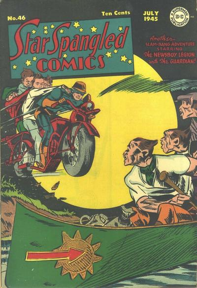 Star-Spangled Comics Vol 1 46